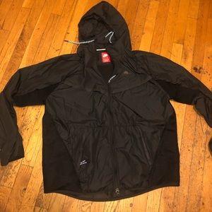 Nike Tech Windbreaker Hoodie Jacket Sz. 2XL🔥